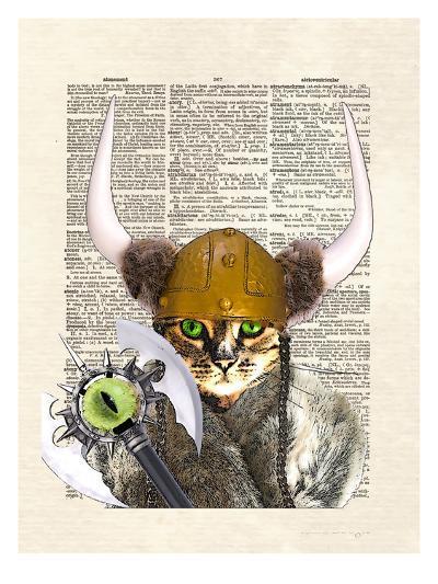 Cats Eye-Matt Dinniman-Art Print