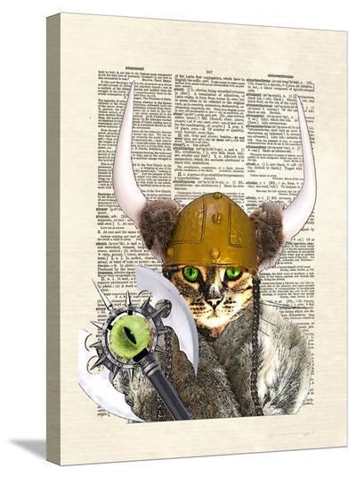 Cats Eye-Matt Dinniman-Stretched Canvas Print
