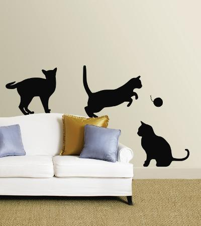 Cats--Wall Decal