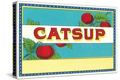 Catsup Label
