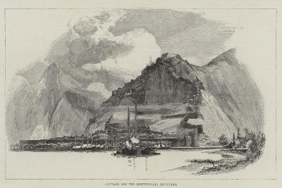 Cattaro and the Montenegrin Mountains--Giclee Print