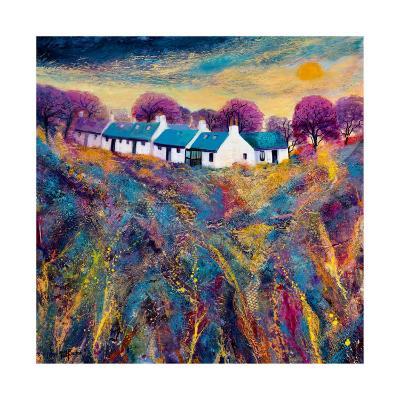 Catterline in Summer-Kathleen Buchan-Limited Edition