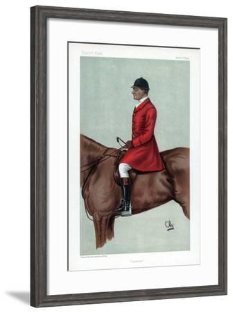 Cattistock, 1899--Framed Giclee Print