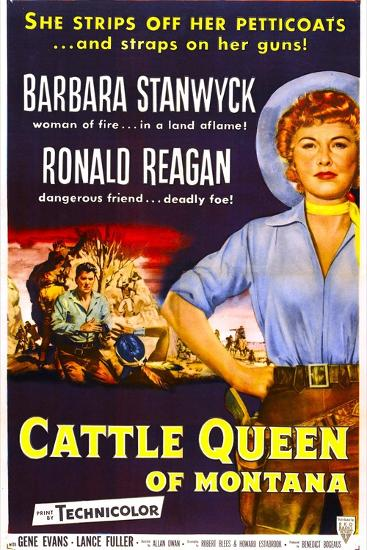 Cattle Queen of Montana--Art Print