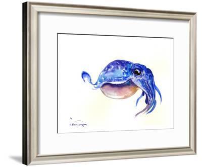 Cattlefish-Suren Nersisyan-Framed Art Print
