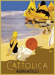 Cattolica, Italy - Adriatico (Adriatic Coast) - Adriatic Coast