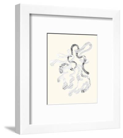 Cattywampus II-Jamie Douglas-Framed Art Print