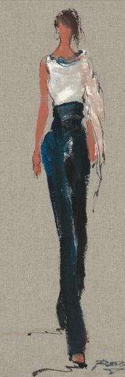 Catwalk Strut-May May-Art Print