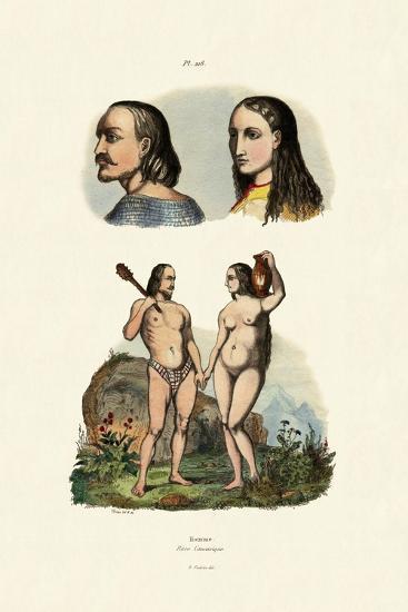 Caucasians, 1833-39--Giclee Print