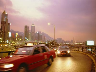 Causeway Bay, Hong Kong, China-Fraser Hall-Photographic Print