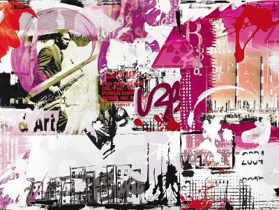 Caution-Vincent Gachaga-Art Print