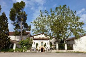 Cavas Bohigas Winery, Odena, Province of Barcelona, Catalonia, Spain