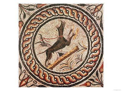 Cave Canem 2nd-3rd Century--Giclee Print