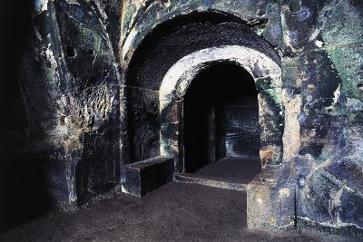 Cave of Sybil, Archaeological Park of Cuma, Pozzuoli, Campania, Italy, 7th-6th Century BC--Giclee Print