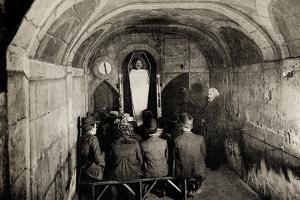 Cave of the Dead, Cabaret Du Neant, Montmartre, Paris, 1900