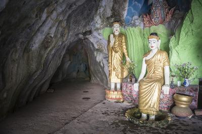 Cave Temple Near Mawlamyine, Mon State, Myanmar (Burma), Asia-Matthew Williams-Ellis-Photographic Print