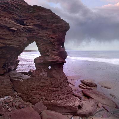Cavendish Beach, Prince Edward Island National Park, Prince Edward Island, Canada-Tim Fitzharris-Photographic Print