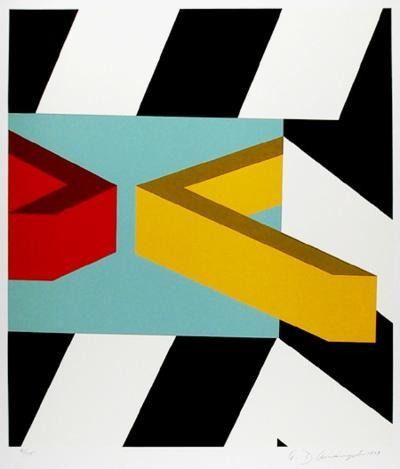 Caves-Allan D'Arcangelo-Limited Edition