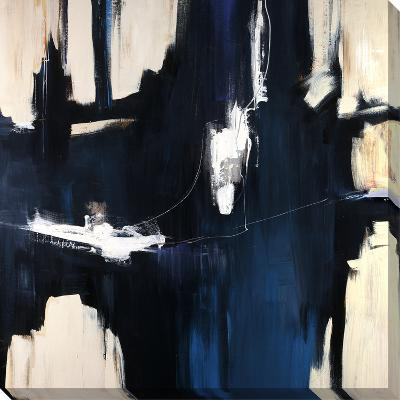 Caves-Sydney Edmunds-Stretched Canvas Print
