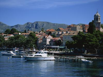 Cavtat Harbour, Dalmatia, Croatia, Europe-Nelly Boyd-Photographic Print