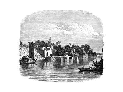 Cawnpore, India, C1888--Giclee Print