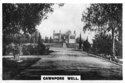 Cawnpore Well, India, C1925--Giclee Print