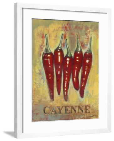 Cayenne-Norman Wyatt Jr^-Framed Art Print