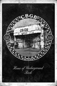 CBGB & OMFUG - Exterior