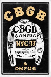 CBGB & OMFUG - Jacket