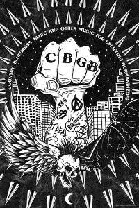 CBGB & OMFUG - Spikes with Fist