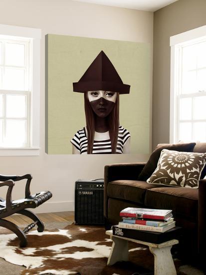 Ceci N'Est Pas Un Chapeau-Ruben Ireland-Loft Art