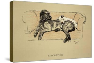 Execration, 1930, 1st Edition of Sleeping Partners