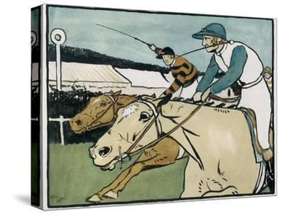 Old English Sports and Games: Racing, 1901
