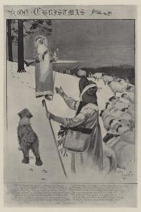 On Christmas by Cecil Aldin