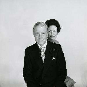 Duke and Duchess of Windsor by Cecil Beaton