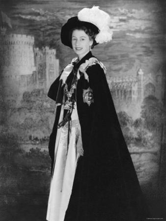 Elizabeth II, Born 21 April 1926