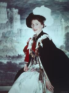 Elizabeth II, Born 21 April 1926 by Cecil Beaton