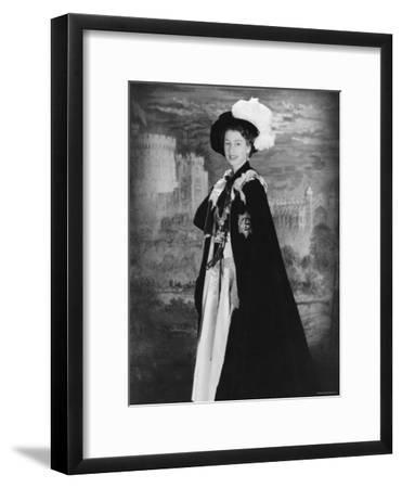 Elizabeth II, Born 21 April 1926