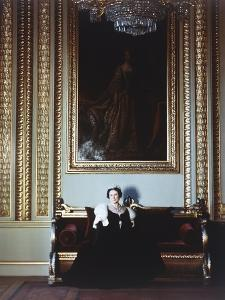H.R.H.Queen Elizabeth, the Queen Mother by Cecil Beaton