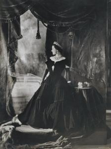Her Majesty Queen Elizabeth the Queen Mother, England by Cecil Beaton