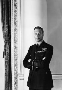 King George VI by Cecil Beaton
