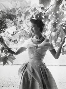 Portrait of the Late Princess Margaret, Countess of Snowdon, 21 August 1930 - 9 February 2002 by Cecil Beaton