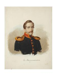 Prince Alexey Petrovich Wittgenstein (1810-1842), 1839 by Cecil Beaton