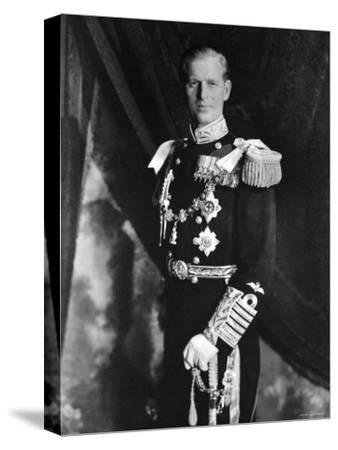 Prince Philip, Duke of Edinburgh, Earl of Merioneth and Baron Greenwich, Married to the Queen
