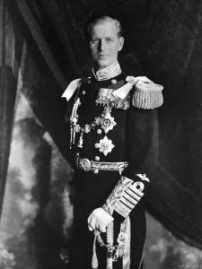 Prince Philip, Duke of Edinburgh, Earl of Merioneth and Baron Greenwich, Married to the Queen by Cecil Beaton