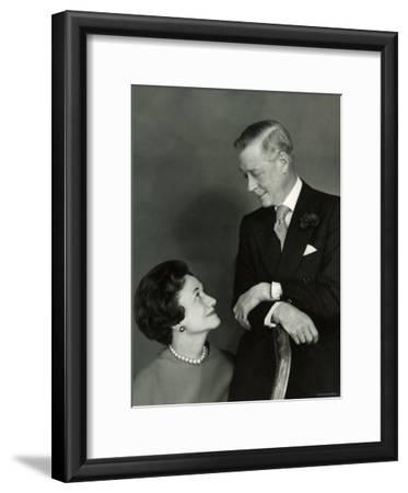 The Duke and the Duchess of Windsor, Prince Edward, Formerly King of the United Kingdom