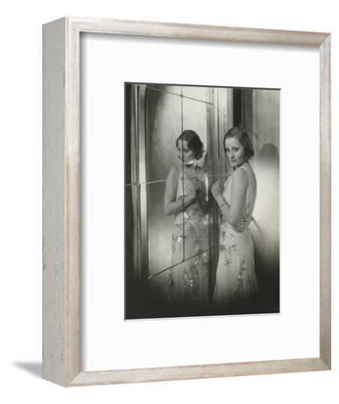 Vanity Fair - November 1931 - Tallulah Bankhead in Reflection