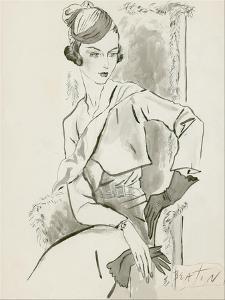 Vogue - April 1932 by Cecil Beaton