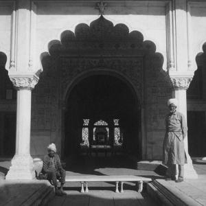 Vogue - June 1944 - Men at The Red Fort by Cecil Beaton