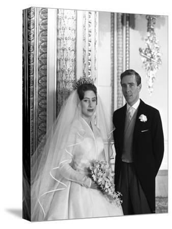 Wedding of the Late Princess Margaret and Photographer Antony Armstrong-Jones, Westminster Abbey